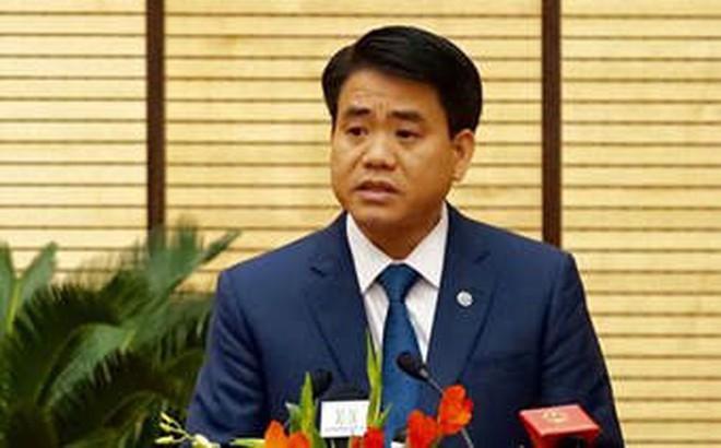 Hôm nay, Chủ tịch HN Nguyễn Đức Chung trả lời chất vấn