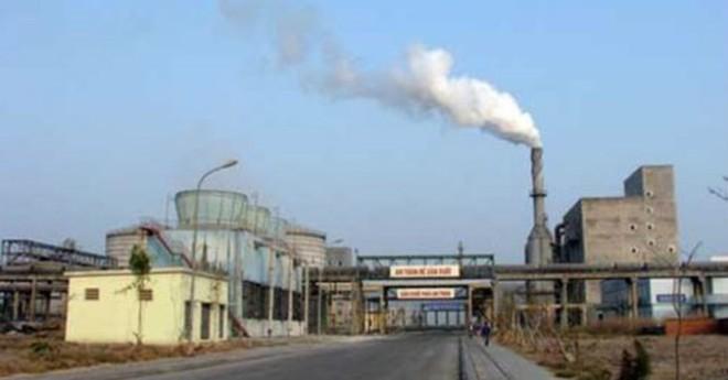 Bãi thải nhà máy phân bón DAP - Vinachem tiềm ẩn sự cố môi trường