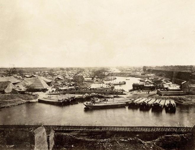 Những hình ảnh hiếm về Bắc Kinh hơn 100 năm trước