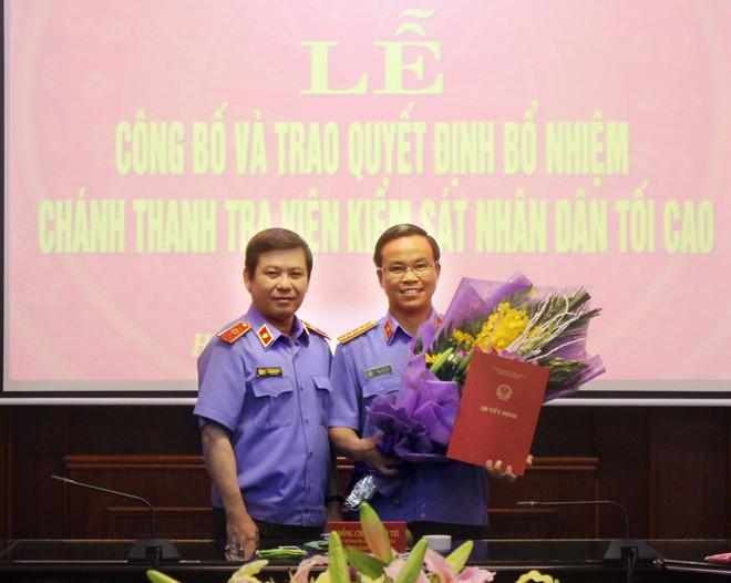 Thư ký ông Nguyễn Bá Thanh được bổ nhiệm Chánh Thanh tra Viện kiểm sát nhân dân tối cao