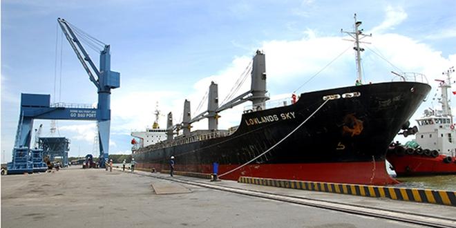 Cảng Đồng Nai: 9 tháng đạt hơn 54 tỷ đồng LNTT, gần hoàn thành kế hoạch cả năm 2016