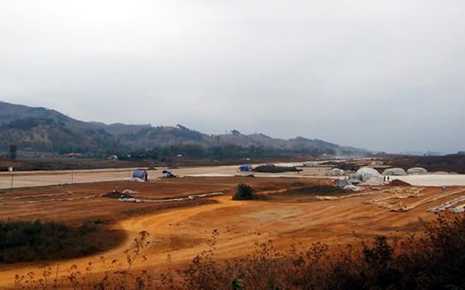 Gần 2.000 tỷ đồng đầu tư làm Cảng hàng không Nà Sản