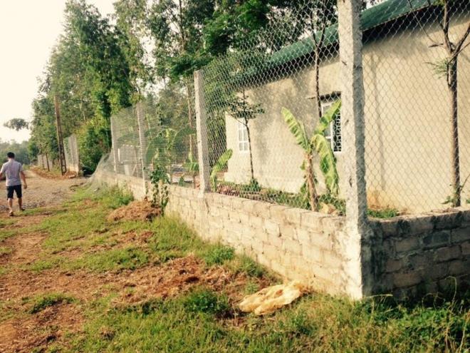 Hà Nội: Công trình hàng trăm m2 xây dựng trên đất nông nghiệp, UBND xã xử lý trên giấy