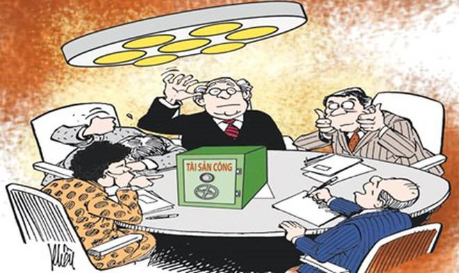 10 triệu tỷ đồng tài sản công: Quản thế nào?