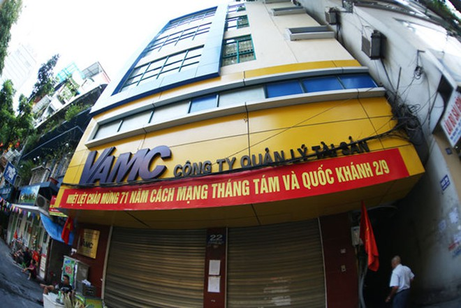 Không tạo đặc quyền cho VAMC trong đấu giá