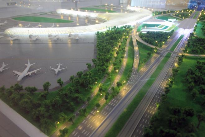 Cận cảnh 9 đề án thiết kế sinh động Sân bay Long Thành