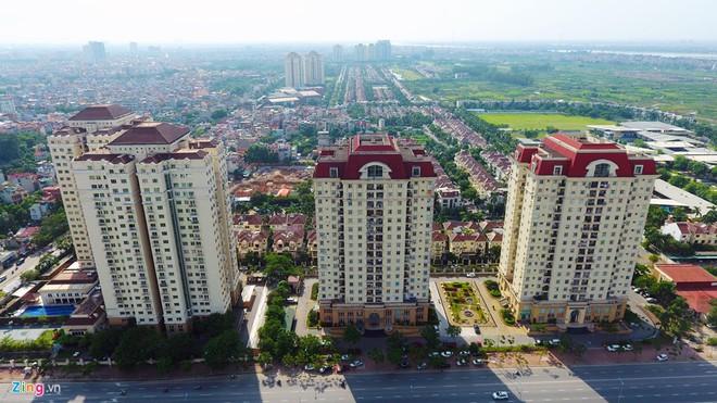 Cận cảnh 10 khu đô thị mới đáng sống ở Hà Nội