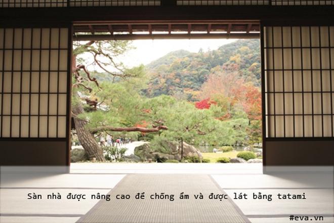 Lý do vì sao nhà Nhật có kiến trúc khác thường?