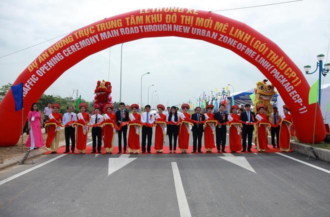 Hà Nội: Thống nhất tiếp nhận quản lý tuyến đường 2.300 tỷ đồng