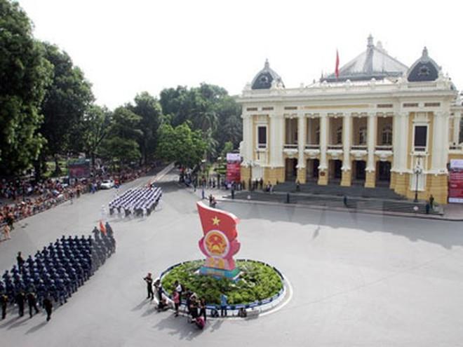 """Thành phố Hà Nội sẽ có đường mang tên """"Cách mạng Tháng Tám"""""""