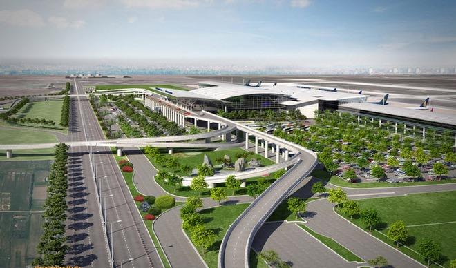 Khởi công sân bay Long Thành trước hai năm
