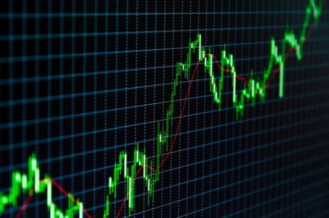 Bất chấp khối ngoại bán ròng, VnIndex vẫn tăng gần 10 điểm trong phiên cuối tuần