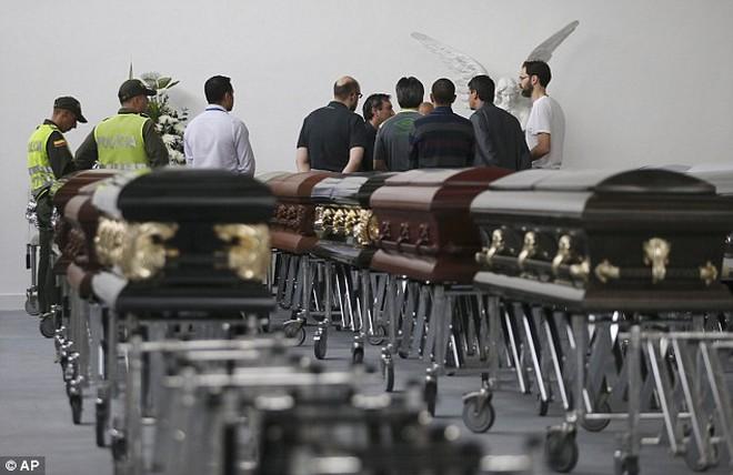 Tai nạn máy bay thảm khốc ở Colombia: Phi cơ hết xăng, bay lòng vòng chờ hạ cánh