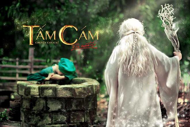 Đứng đằng sau bộ phim Tấm Cám là một công ty bí ẩn nhưng đầy quyền lực của ngành điện ảnh Việt