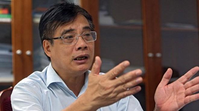 """TS Trần Đình Thiên: """"Chúng ta toàn tháo gỡ, mà tháo gỡ thì chẳng giải quyết được gì"""""""