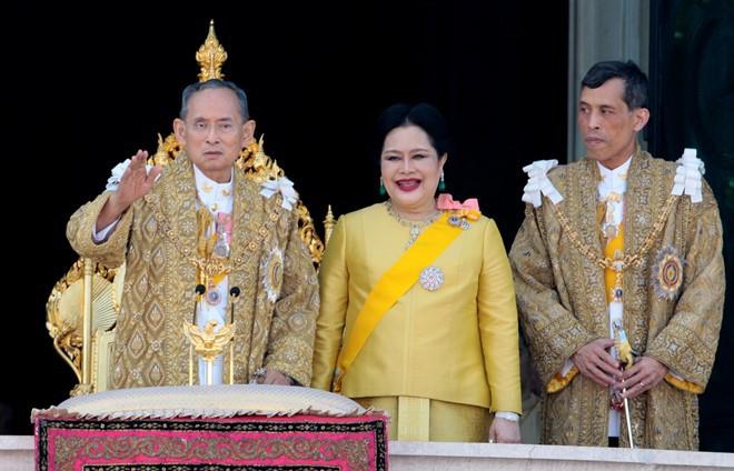 Đảo chính có xảy ra nếu quốc vương Thái qua đời?