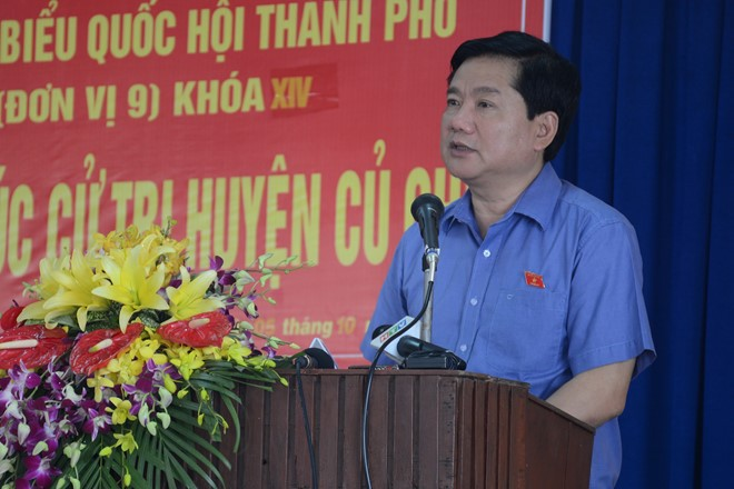Bí thư Thăng nói về vụ án Trịnh Xuân Thanh