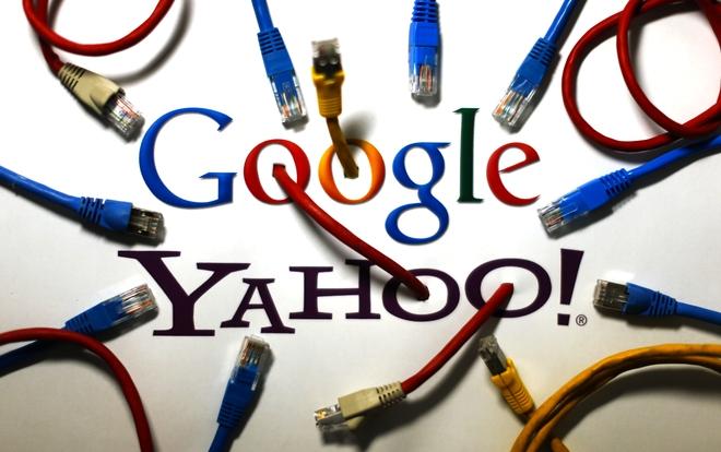 Google và Yahoo: Kẻ lên đỉnh cao, người xuống vực thẳm
