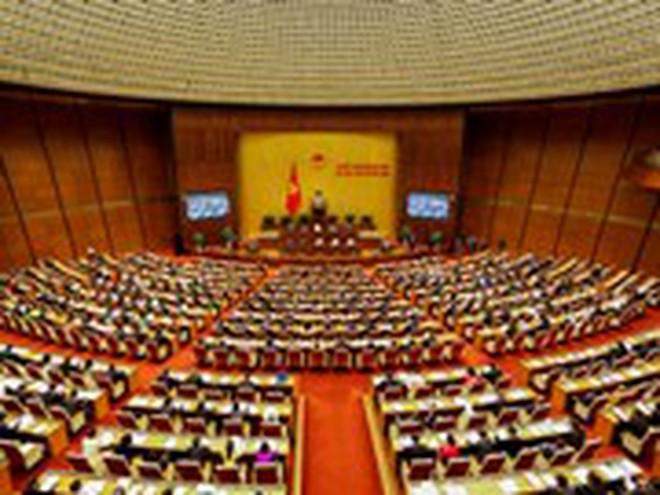 Thủ tướng trình Quốc hội danh sách thành viên Chính phủ