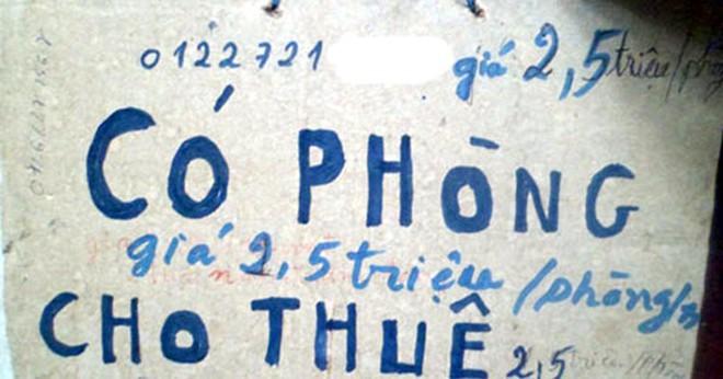 Chủ nhà trọ ở Hà Nội và TPHCM khai thuế điện tử từ tháng 11 tới