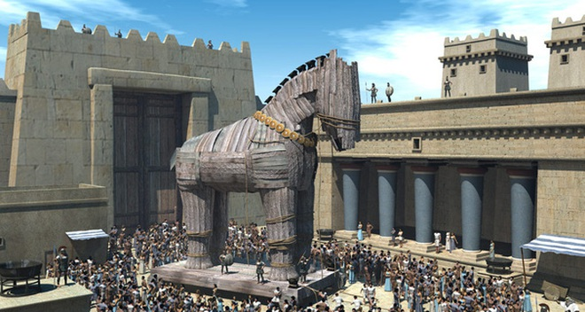 """Bài học """"Ngựa gỗ thành Troy"""": Google chỉ lấy Pixel làm ngựa gỗ, AI mới chính là đội quân Hy Lạp hung bạo bên trong"""