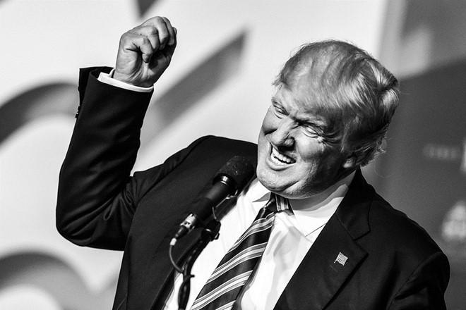 Tiểu nhân như Donald Trump không xứng làm tổng thống Mỹ