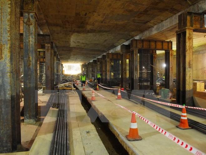 Đồng Nai chọn đặt nhà ga Metro tại bến xe ngã tư Vũng Tàu
