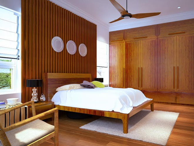 Phong thủy: Cách đặt giường ngủ hợp mệnh chủ nhà để tăng sức khỏe, may mắn