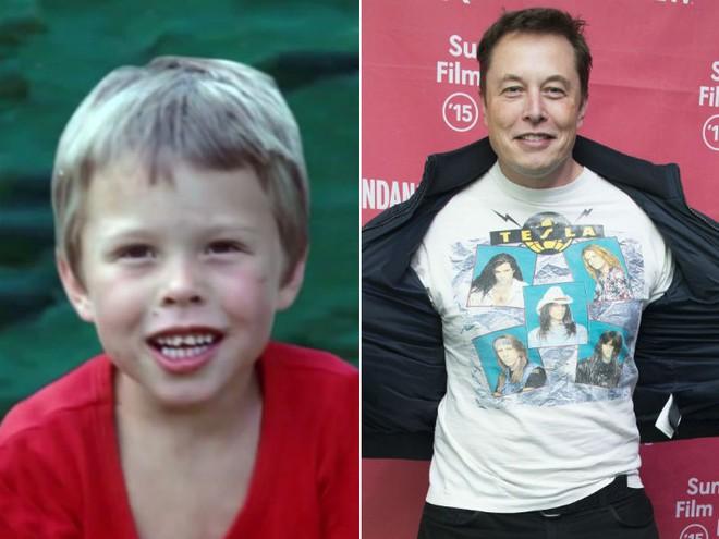 """Elon Musk: Hành trình lột xác từ """"cậu bé hay bị bắt nạt"""" tới """"quái vật"""" làng công nghệ thế giới"""