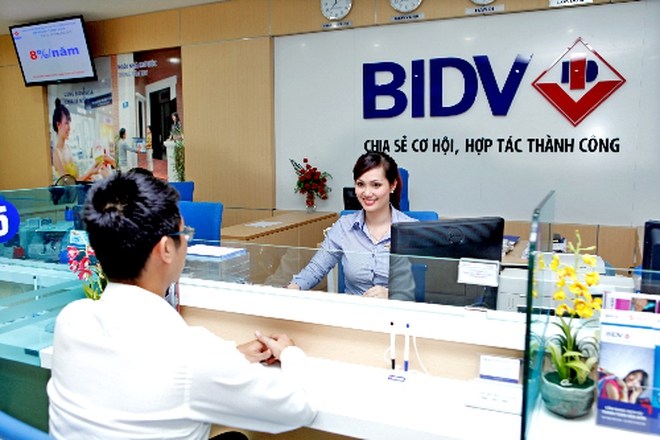 Đến lượt BIDV giảm lãi suất cho vay