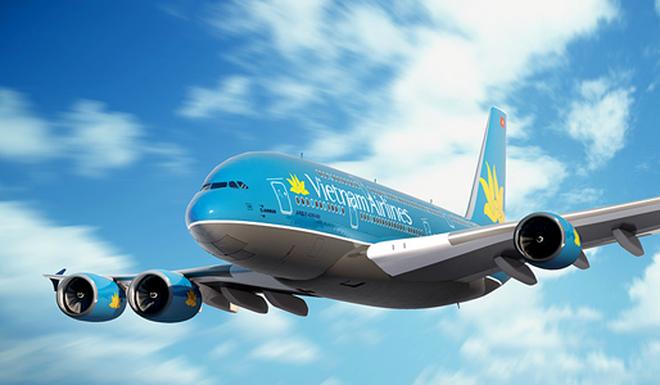 Vietnam Airlines phải hoãn 4 chuyến bay đến Busan do bão Chaba