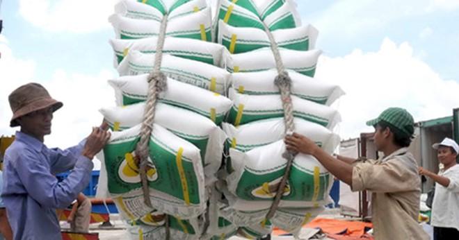 Xuất khẩu gạo giảm mạnh, nhiều doanh nghiệp bị trả hàng về