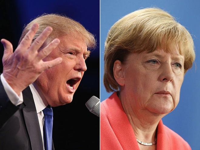 Thặng dư thương mại kỷ lục có thể làm quan hệ Đức - Mỹ căng thẳng