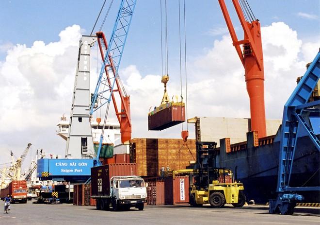 10 nhóm hàng xuất khẩu chính 5 tháng 2017