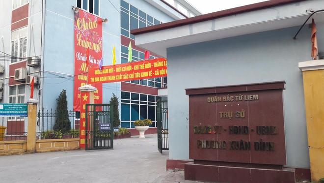 """""""Tuýt còi"""" Chủ tịch UBND phường liên quan đến quản lý trật tự xây dựng"""