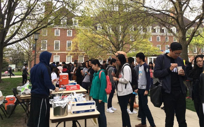 """""""Trật tự thế giới mới"""" của Trung Quốc (2): Sinh viên Trung Quốc khiến đại học Mỹ thay đổi"""