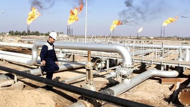 Giá dầu tăng sau số liệu trữ lượng của Mỹ