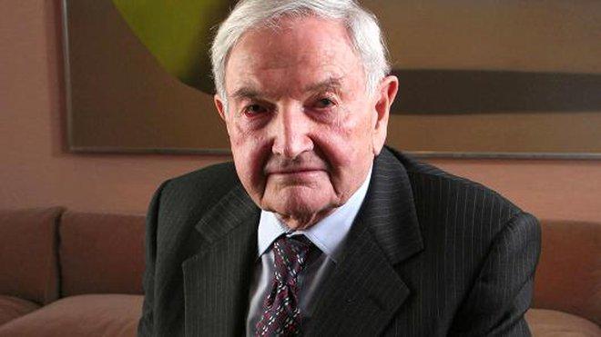 Cháu trai tỷ phú của ông vua dầu mỏ Rockefeller vừa qua đời ở tuổi 101