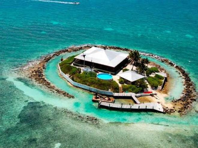 12 hòn đảo xinh đẹp được rao bán với giá dưới 1 triệu USD