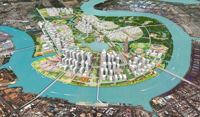 10 khu đô thị tương lai khiến thế giới thay đổi suy nghĩ về Việt Nam