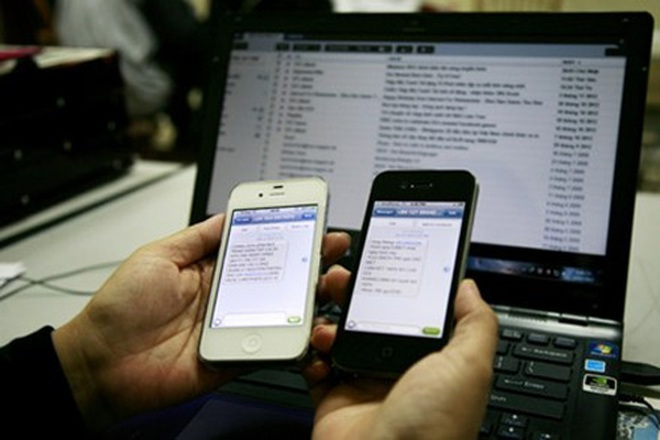 4 doanh nghiệp bị phạt 240 triệu đồng vì phát tán tin nhắn rác