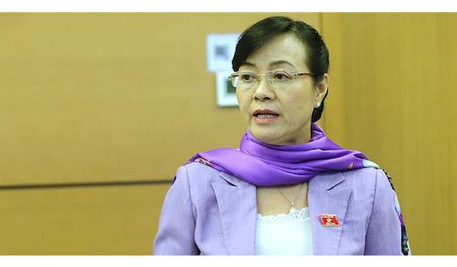 Đại biểu Nguyễn Thị Quyết Tâm: Tái định cư cho người dân là chưa đủ mà phải tính cả công ăn việc làm, chỗ học tập cho con cái người dân