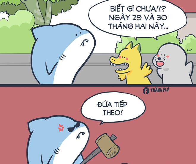 """Chuyện """"Cá tháng 2"""""""