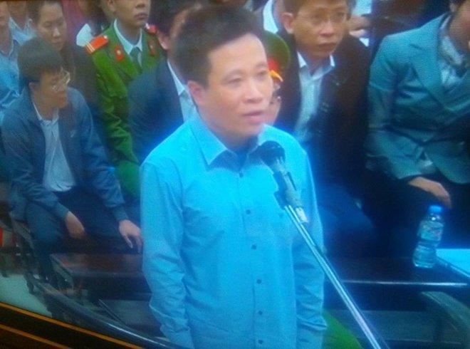 Bị cáo Hà Văn Thắm tiếp tục xin tội cho nhân viên