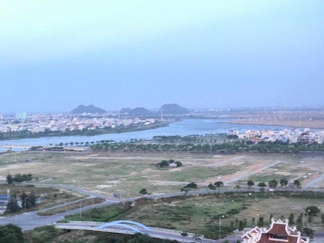 Thêm một dự án bất động sản ở Đà Nẵng xây dựng hạ tầng không phép