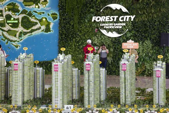 """Siêu dự án 100 tỷ USD gần Singapore của Trung Quốc khiến tất cả mọi người """"hoảng sợ"""""""