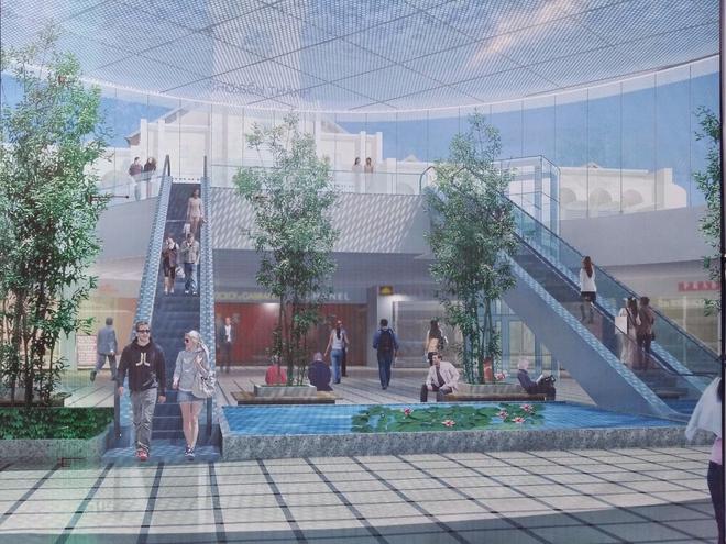 Chủ tịch Takashimaya muốn xây khu phố ngầm ở TPHCM