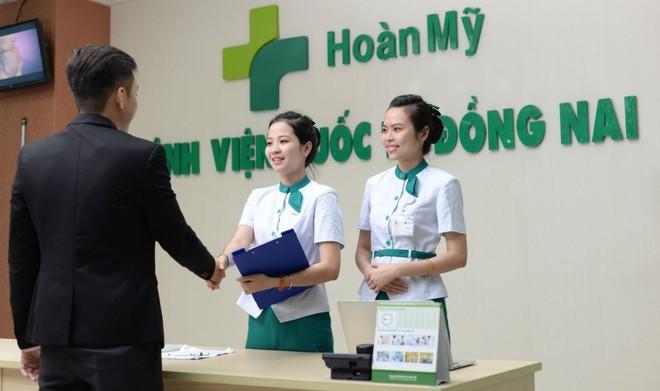 Một bệnh viện con của Tập đoàn Hoàn Mỹ được đưa ra đấu giá với giá khởi điểm 105.000 đồng/cp