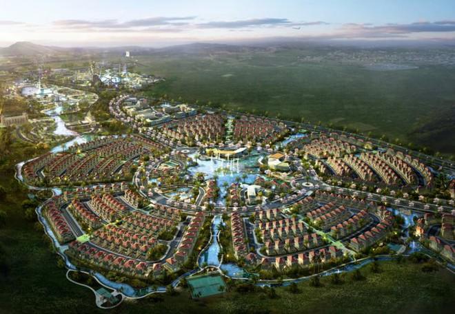 Ông Đào Hồng Tuyển muốn xây dựng siêu dự án tại TPHCM rộng gấp 20 lần khu đô thị Thủ Thiêm