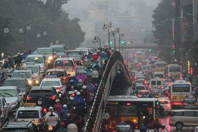 Ý tưởng chống ùn tắc: Cơ hội cho tổ chức am hiểu giao thông Hà Nội?